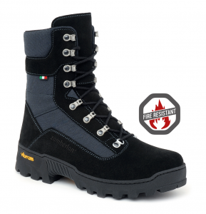 5020 EXTINGUISHER - Work boots - Black