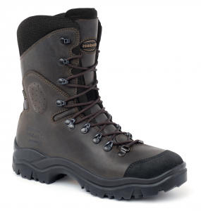 163 HIGHLAND GTX® - Jagdstiefel - Waxed Brown