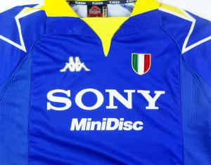 1997-98 Juventus Maglia Terza XL (Top)