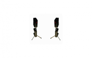 S30 BARR - Barrier detection system (infrared transmitter and receiver) Distance 50mt.