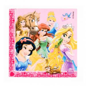 Tovaglioli Le Principesse Disney Princess & Animals