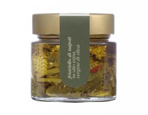 Friariello di Napoli in olio extra vergine di oliva