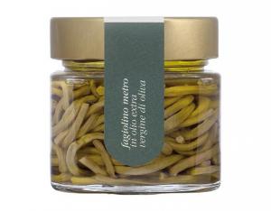 Fagiolino metro in olio extra vergine di oliva
