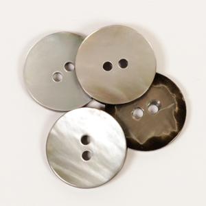 Tondo - bottone (raggio di luna)