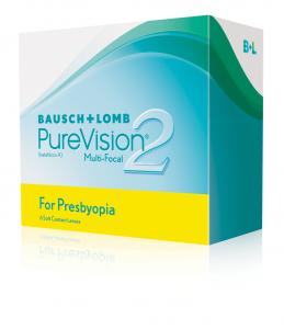 PureVision 2 for Presbyopia (6 lenti)