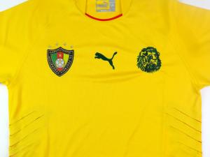 2004-06 Cameroon Maglia Away M