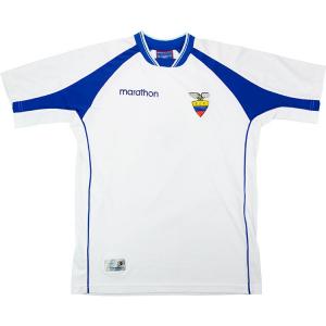 2002-03 Ecuador Maglia Away M (Top)