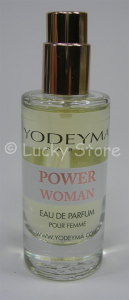 Yodeyma POWER WOMAN Eau de Parfum 15ml mini Profumo Donna no tappo no scatola