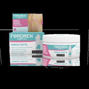 FORDREN cosmetics Pancia Piatta - Zuccari