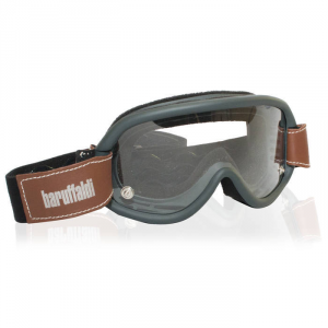 BARUFFALDI SPEED 4 IRON GREY Helmet Goggles - Grey