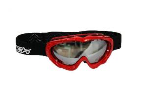 BARUFFALDI SARAT Helmet Goggles - Red