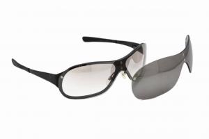 BARUFFALDI MAGYR MAGNET Sunglasses - Black