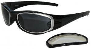 BARUFFALDI TAEG Sunglasses - Black