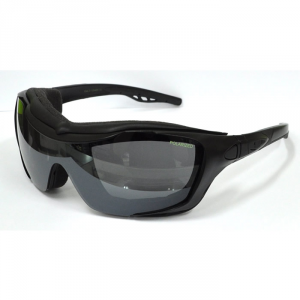 BARUFFALDI AN MAY Motorcycle Goggles - Black