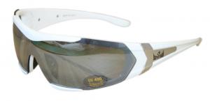 BARUFFALDI MYTO Sunglasses - White