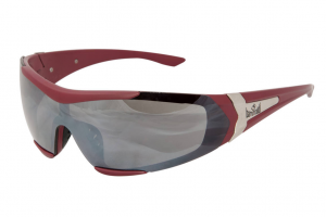 BARUFFALDI MYTO Sunglasses - Imperial Red