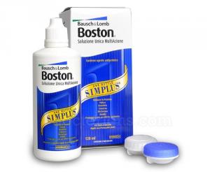Boston Simplus - Soluzione Unica (120 ml)