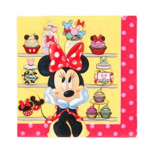 Tovaglioli Minnie's Cafe