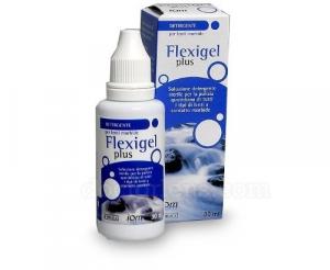 Flexigel Plus - Soluzione Detergente (30 ml)
