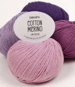 Drops|Cotton Merino