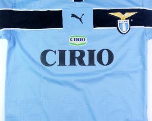 1999-00 Lazio Maglia Home Match Worn #16