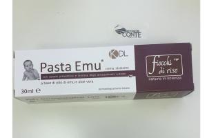 Crema idratante e lenitiva degli arrossamenti EMU