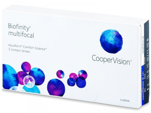 Biofinity Multifocal (3 lenti)