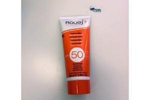 ROUGJ Crema Solare viso corpo SPF 50 protezione molto alta
