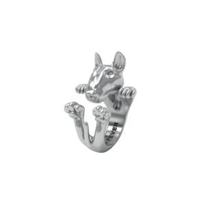 DOG FEVER - HUG RING Bull Terrier