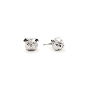 DOG FEVER - EARRING English Bulldog