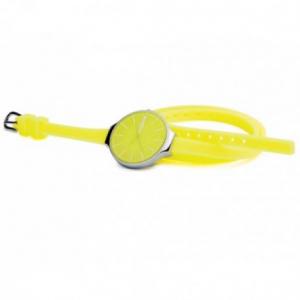HOOPS GUMMY YELLOW FLUO