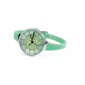 HOOPS GLAM DIAMOND VERDE