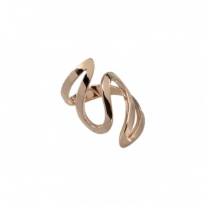 IVY 03 ROSE GOLD RING