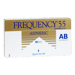 Frequency 55 Aspheric (3 lenti)