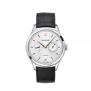 Orologio Montblanc Heritage Chronométrie Twincounter Date