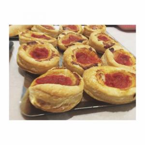 Pizzette di sfoglia rustiche sacchetto gr 250 4c9705b48214
