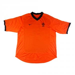 2000-02 Olanda Maglia Home #8 Davids (Top)