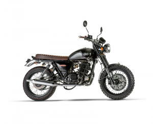 Moto Mash Two Fifty 250cc Nero