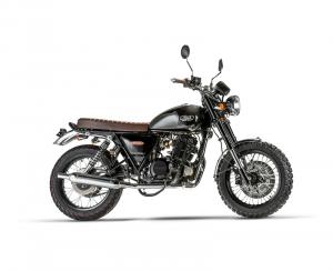 Moto Mash Two Fifty 250cc Nero