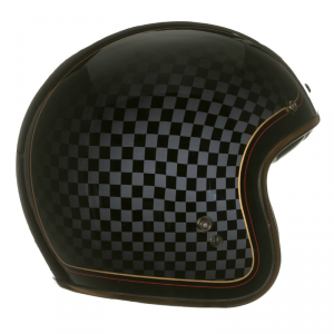 BELL CUSTOM 500 RSD CHECKIT Casco Jet - Nero