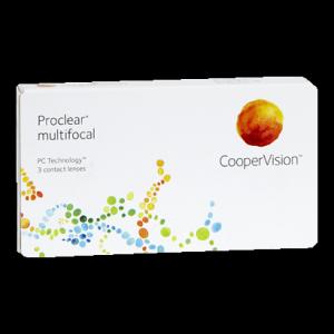 Proclear Multifocal (3 lenti)