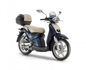 Scooter Piaggio Scarabeo 50 4T