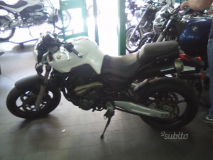 Moto Yamaha MT-03 usata