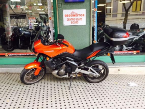 Moto Kawasaki Versyss 650 usata