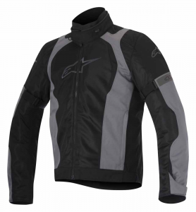 GIACCA MOTO ALPINESTARS AMOK AIR DRYSTAR JACKET BLACK DARK GRAY