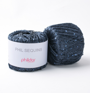 Phildar|phil Sequins