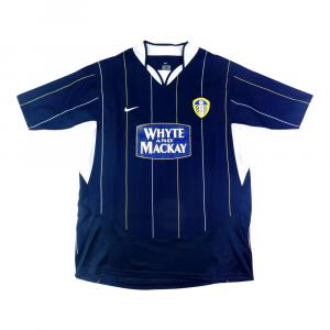 2003-04 Leeds Maglia Away M (Top)