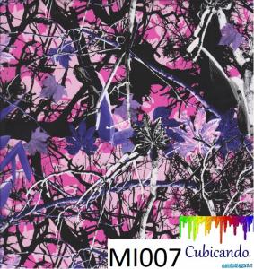 Pellicola per cubicatura Mimetico 7