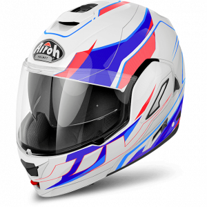 CASCO MOTO AIROH MODULARE REV REVOLUTION GLOSS