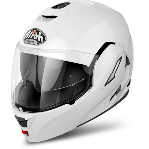 CASCO MOTO AIROH MODULARE REV COLOR WHITE GLOSS